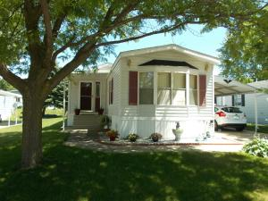 Ashland Center Mobile Homes